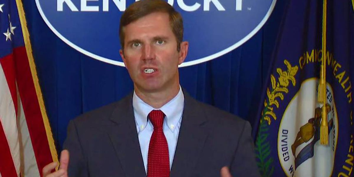 Beshear announces state's single-largest daily case report