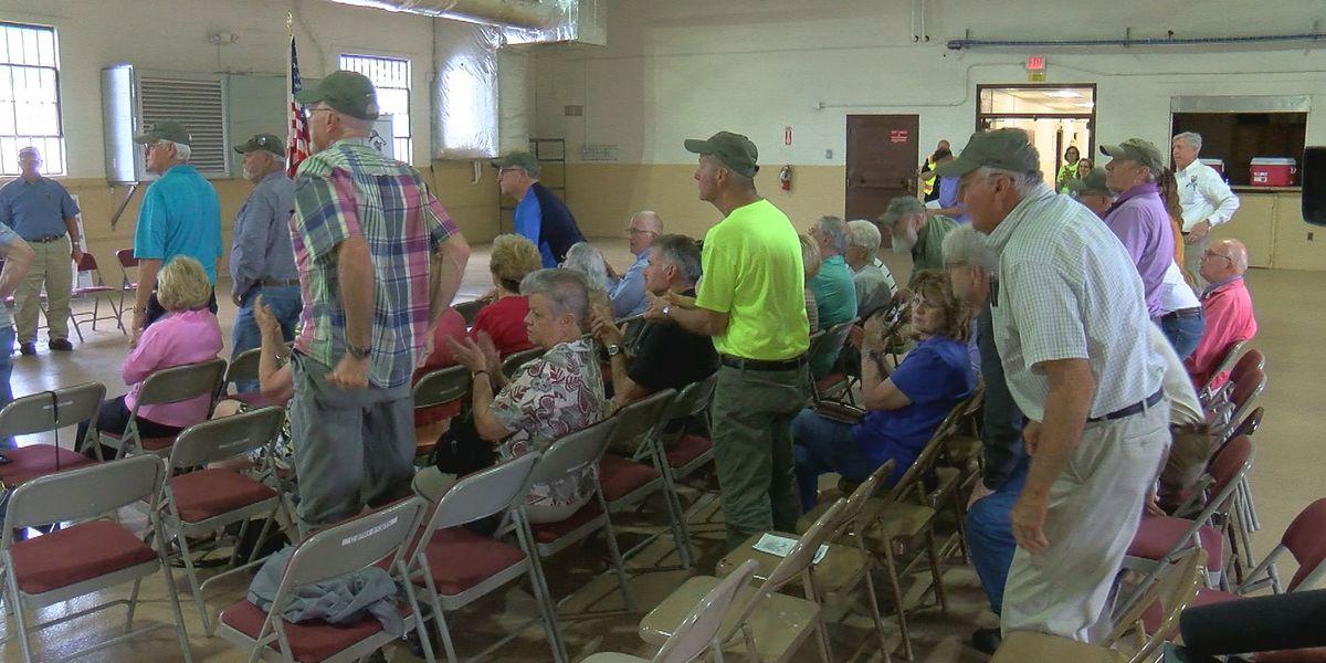 Fundraiser underway to send bluegrass veterans on Honor Flight