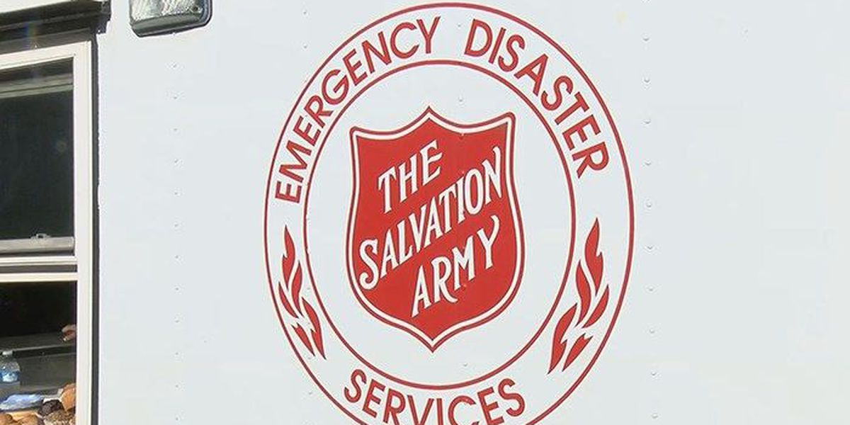 Heat relief centers open at Southern Indiana Salvation Army centers