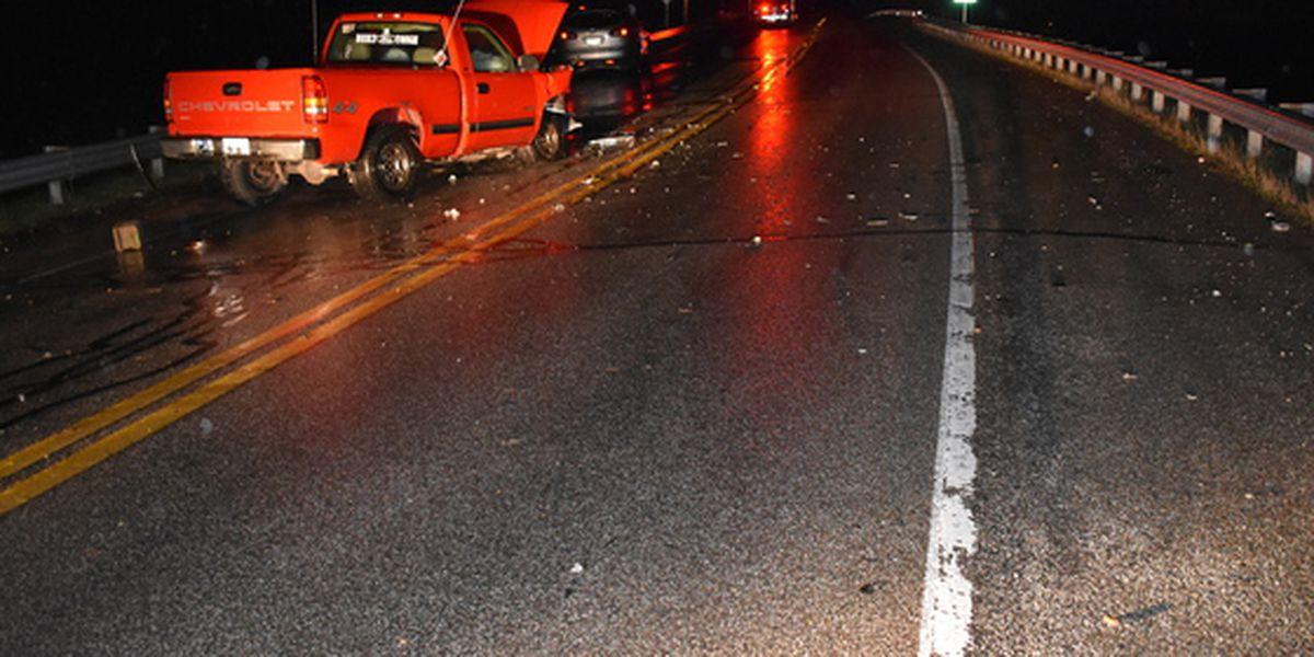 Indiana man killed in head-on crash