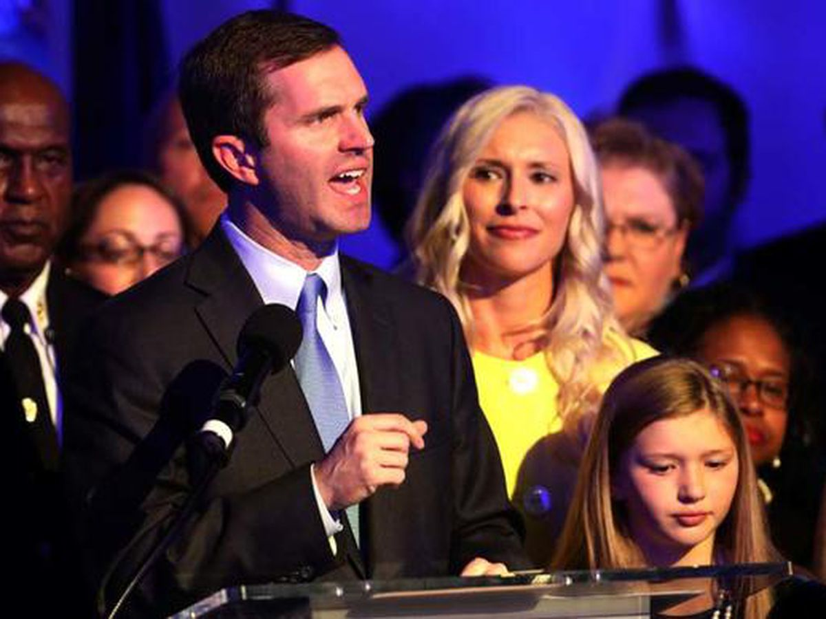 Beshear's inauguration day to include worship service, parade and 2 galas