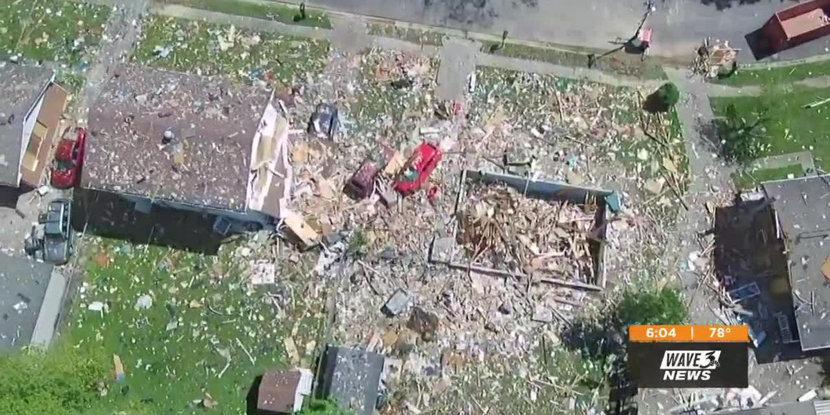 Jeffersonville home explosion investigation could take months, police say