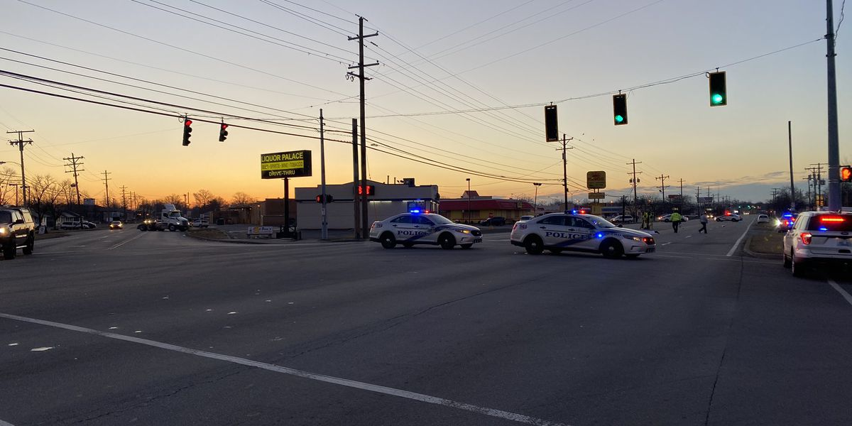 Pedestrian hit, killed on Preston Highway