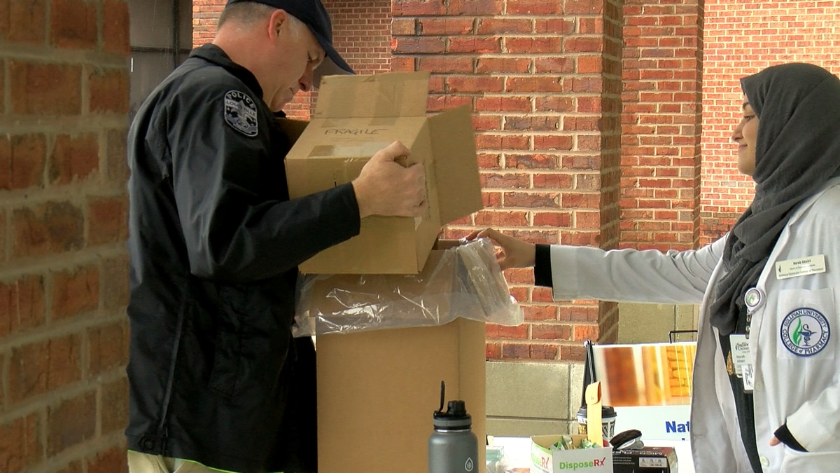 Kroger teams with law enforcement for drug take-back events around Kentucky and Indiana
