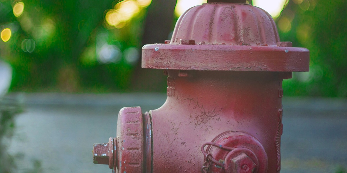 Fire hydrants replaced in Charlestown