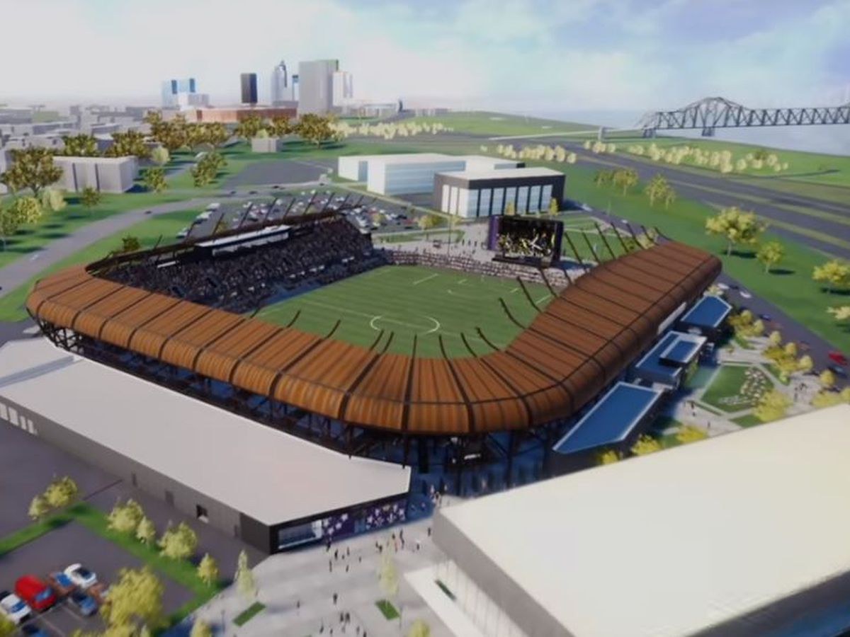 WATCH: Louisville City FC releases new video promoting new $65M stadium
