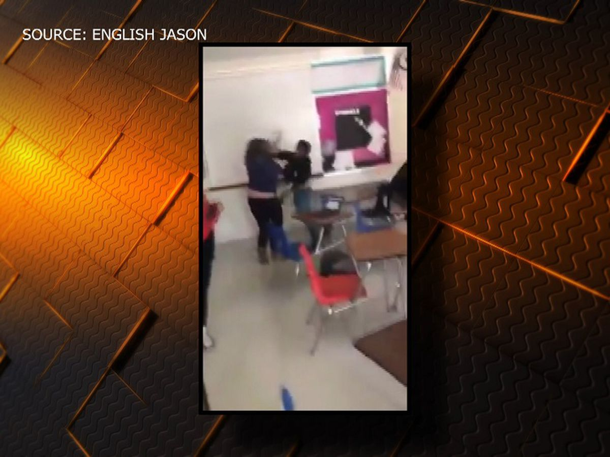 Resource officers discussed at JCPS meeting as mom of teen arrested for fighting a teacher speaks out