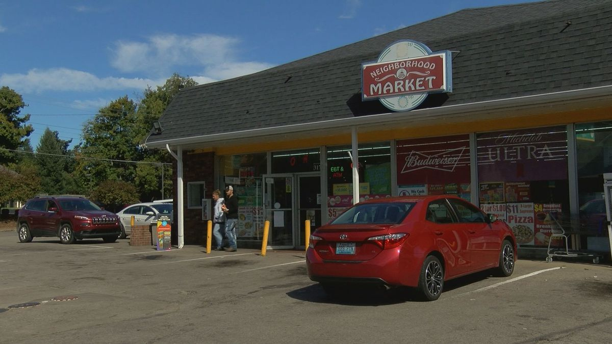 Lottery frenzy in overdrive at lucky Elizabethtown store