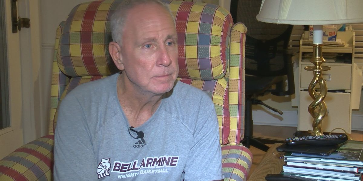 Bellarmine's Davenport reacts to NCAA decision to ban fans from tournament games