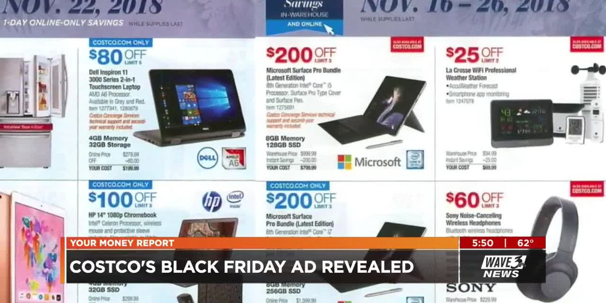 Your Money: Costco leaks its Black Friday deals