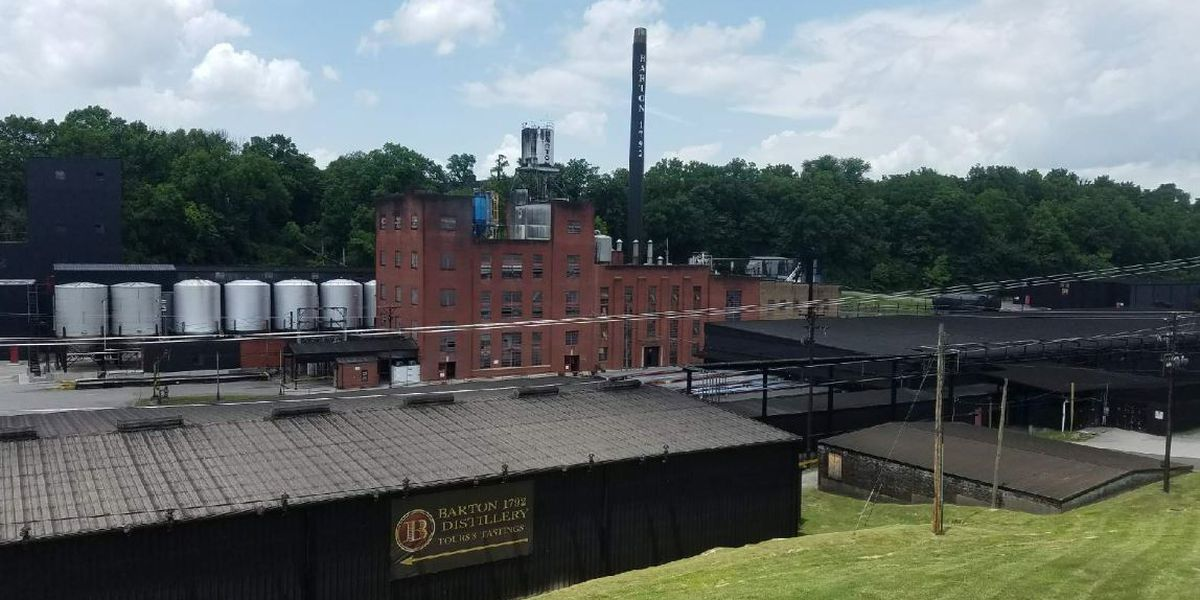 Tank collapse at Barton 1792 Distillery leaves 2 with minor injuries