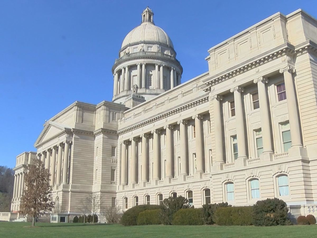 Kentucky lawmakers called into special session for pension relief bill