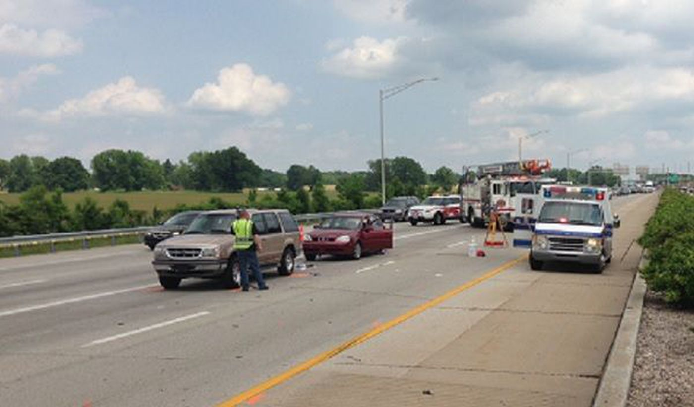 Driver involved in one I-64 accident dies after second crash