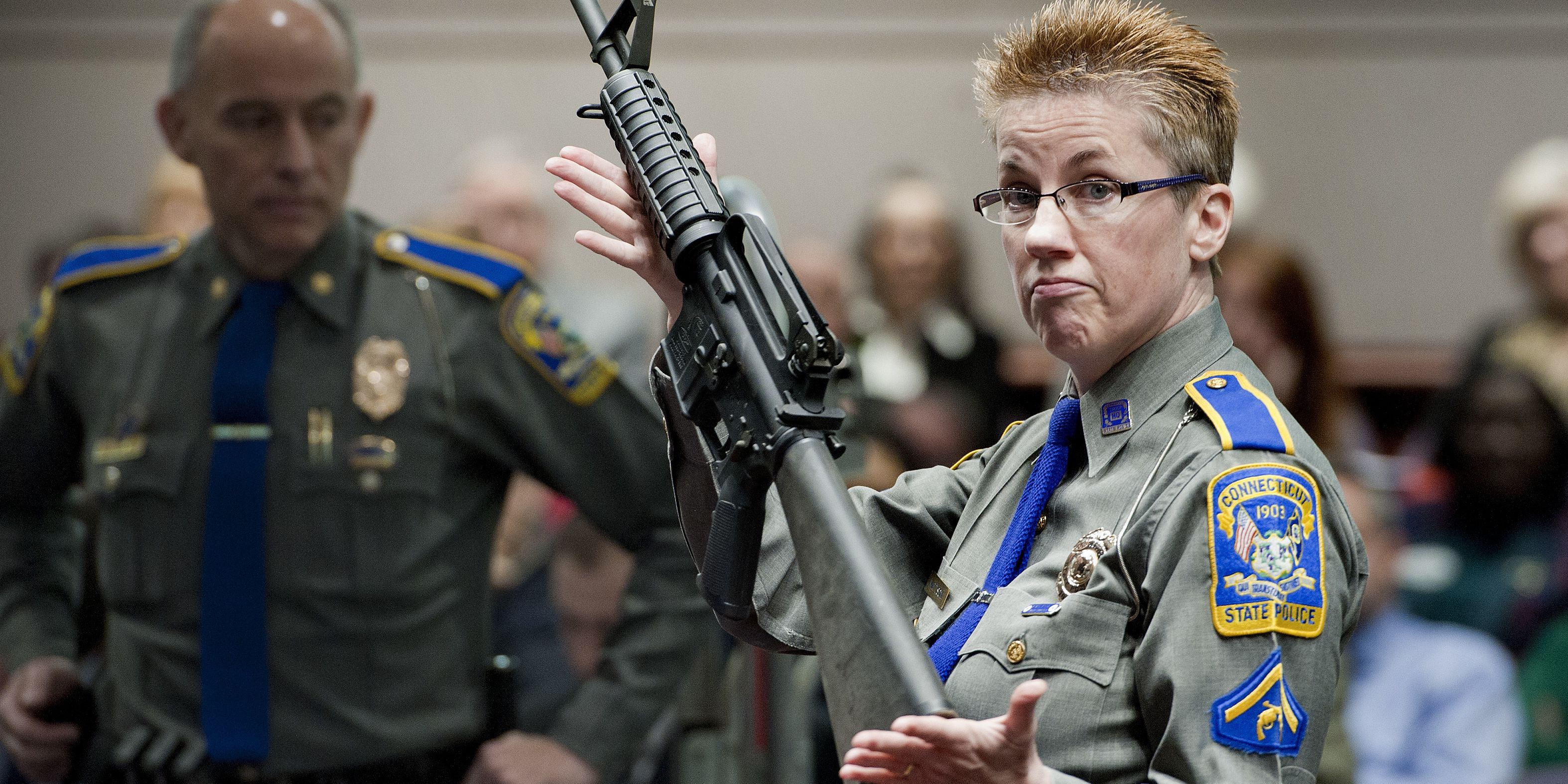 Gun maker Remington can be sued over Newtown shooting, court rules