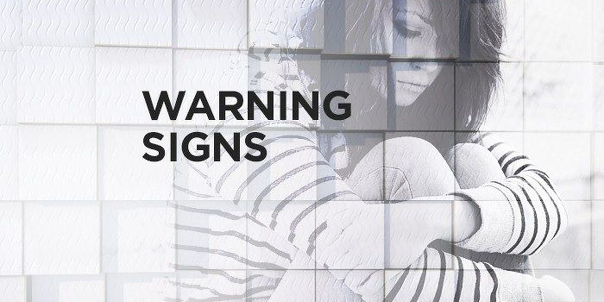 Warning signs someone may be thinking about suicide