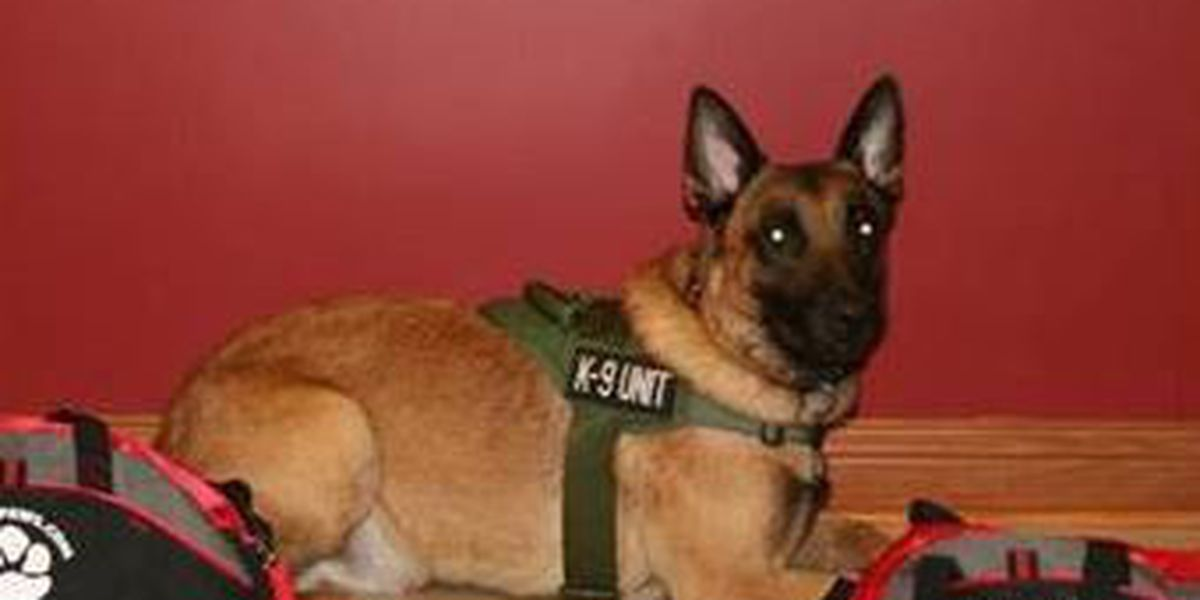 Shepherdsville PD receives K-9 resuscitation kit donation