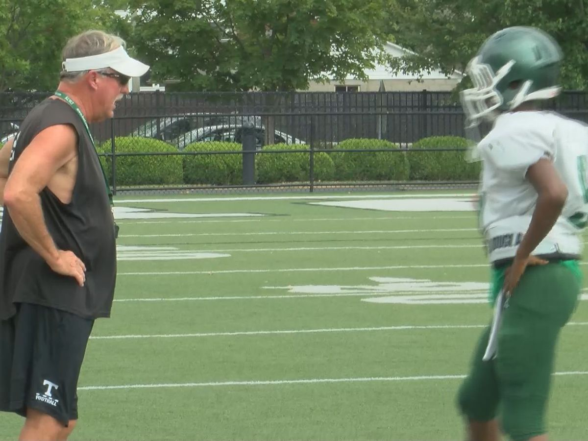 Trinity prepares for difficult season opener