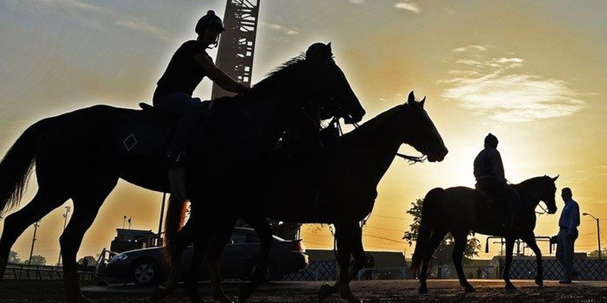 SCENES FROM THE BACKSIDE: Opening weekend at Churchill Downs