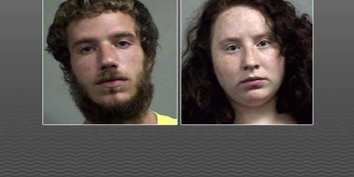 Parents arrested after child found living amid ants, urine, tobacco spit