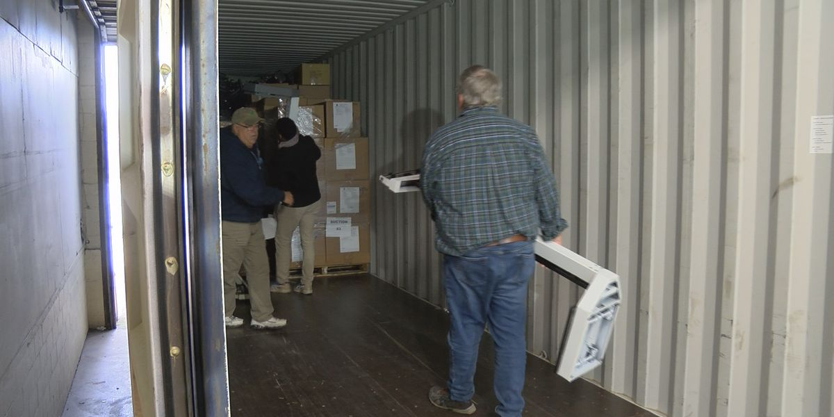 Supplies Over Seas sends 11,000 lbs of medical supplies to Africa