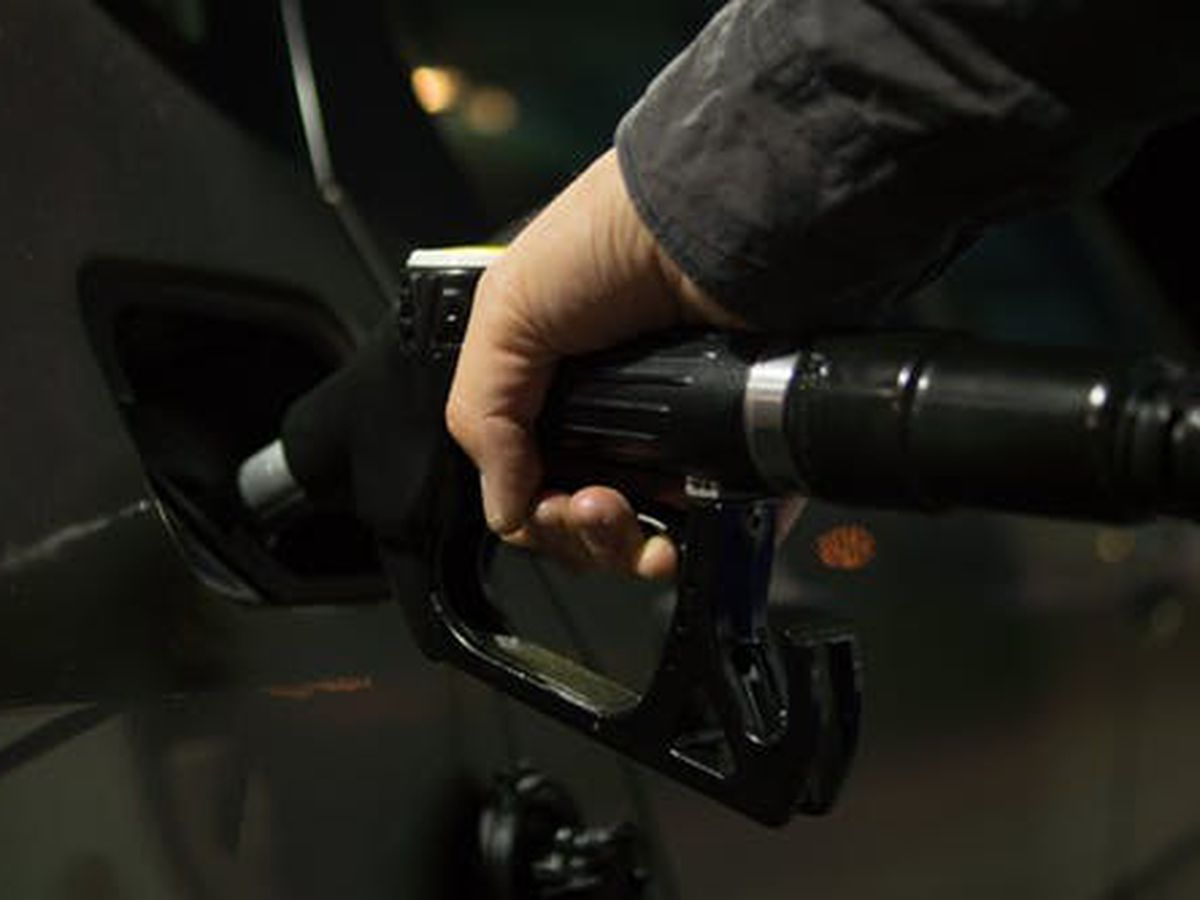 Gas prices on the rise ahead of holiday travel