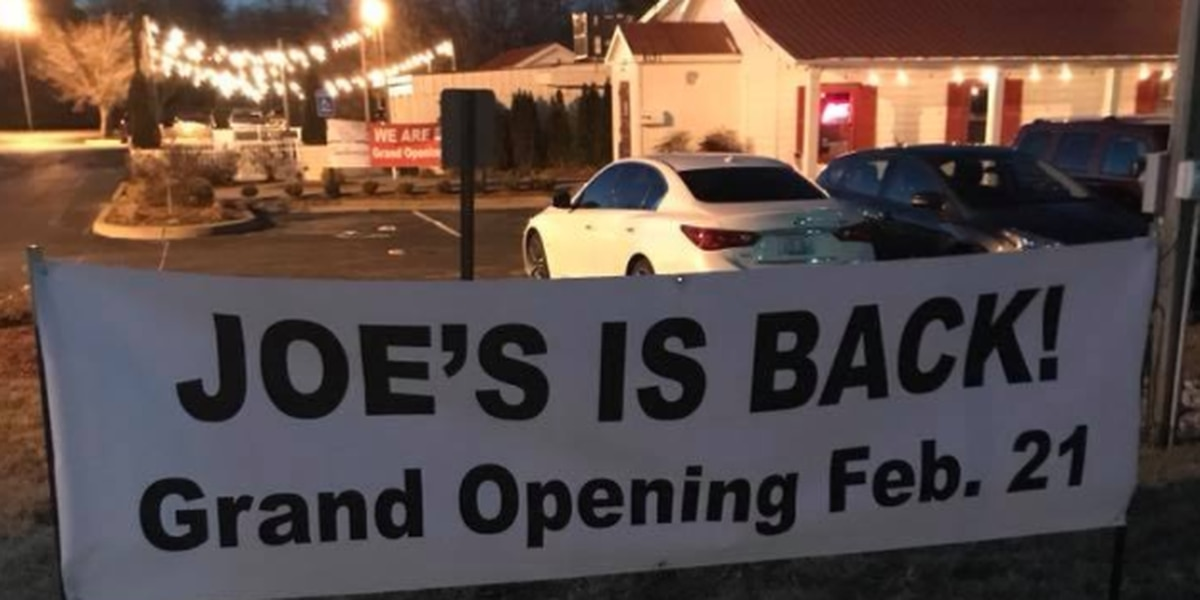 Everything old is new again -- Joe's Older Than Dirt back open in Lyndon