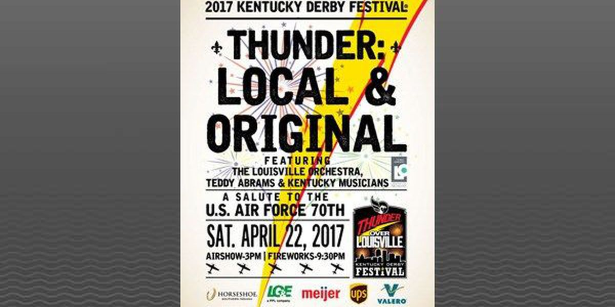 Thunder Over Louisville 2017 theme announced