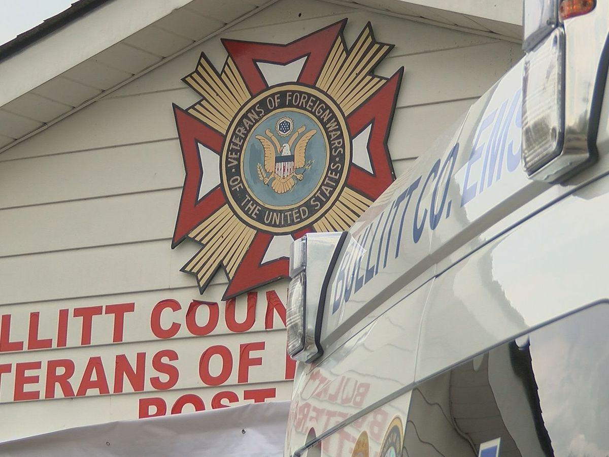 New Bullitt Co. ambulance honors local veterans