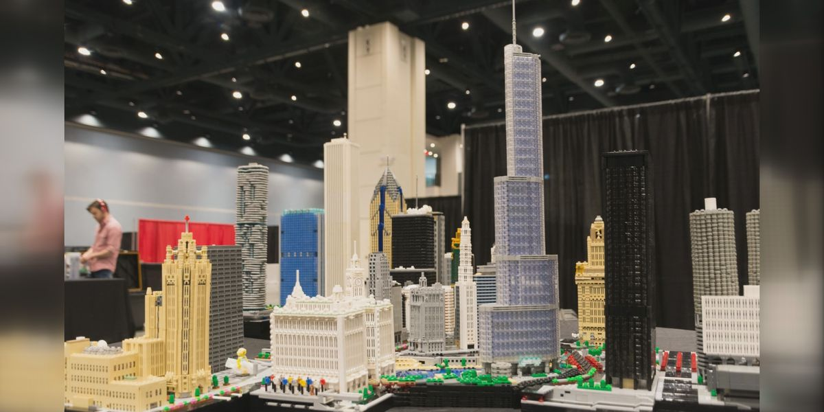 LEGO convention returns to Louisville in February