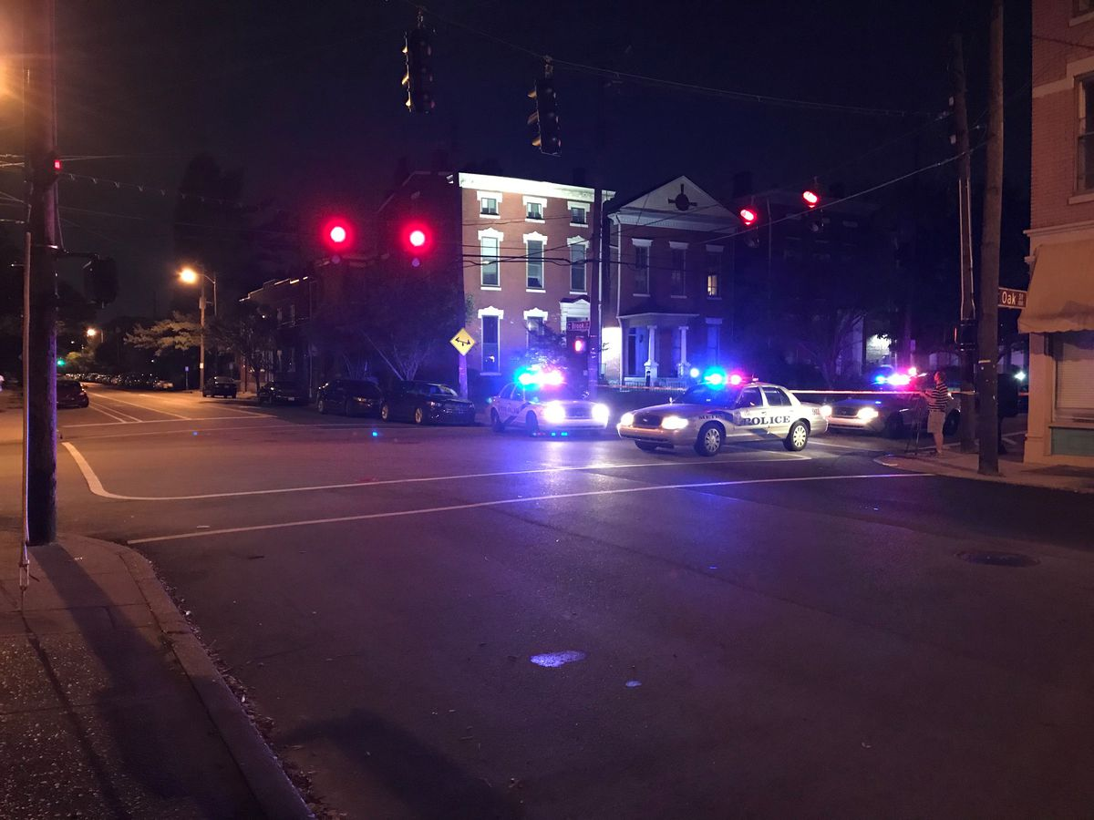 Victim shows up at hospital after shooting in Old Louisville