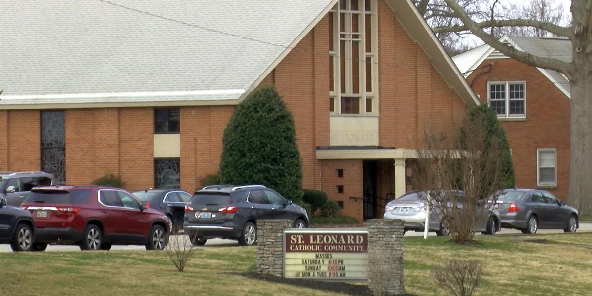 St. Leonard Catholic School families discuss future after school closure announcement