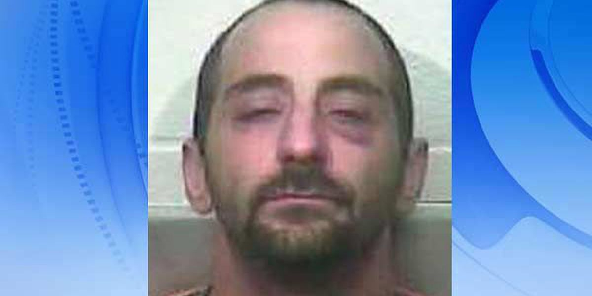 Man found driving with dead body indicted
