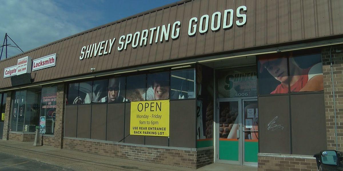 Shively Sporting Goods to close Dixie Highway store