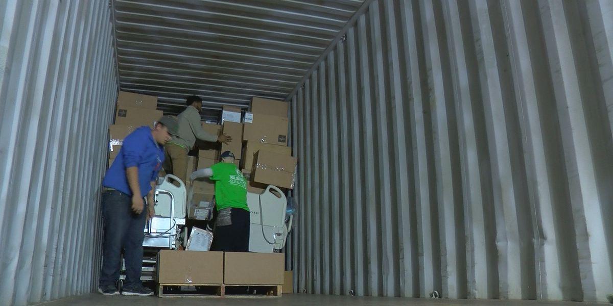 Supplies Over Seas ships $150K worth of medical supplies to Uganda
