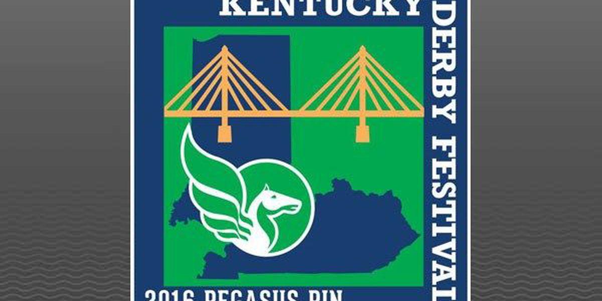 Lincoln Bridge featured on 2016 Pegasus Pin