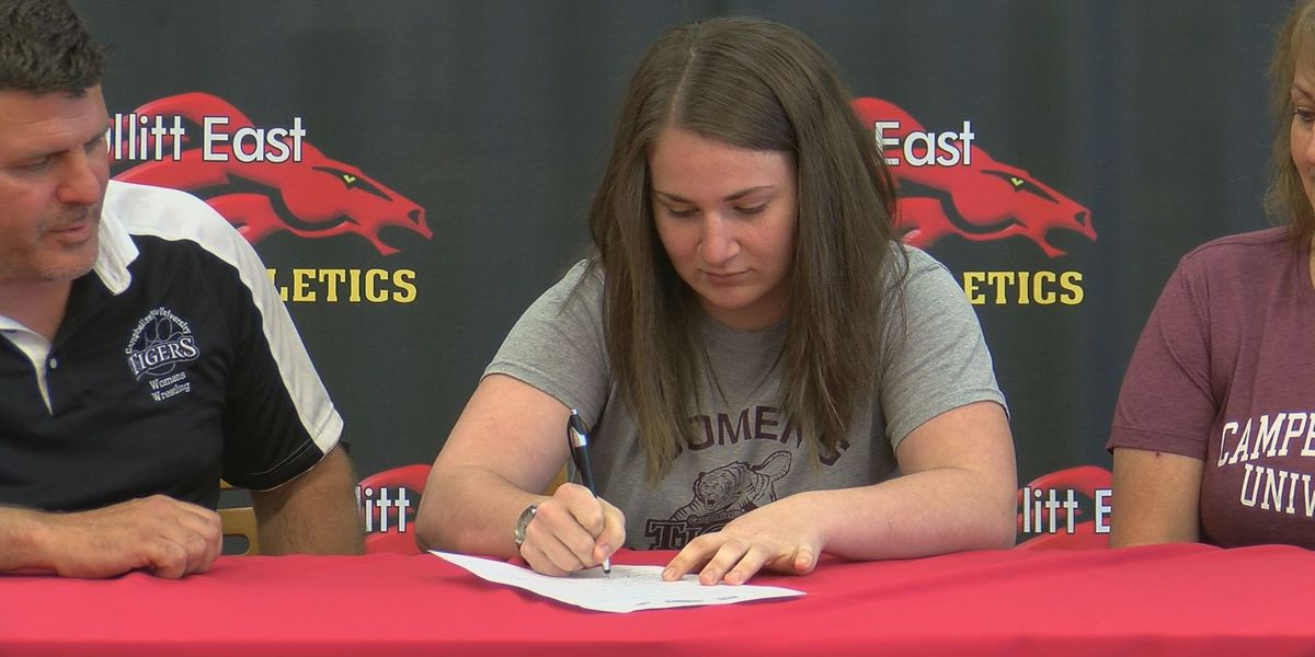 Bullitt East star O'Neill signs with Campbellsville women's wrestling