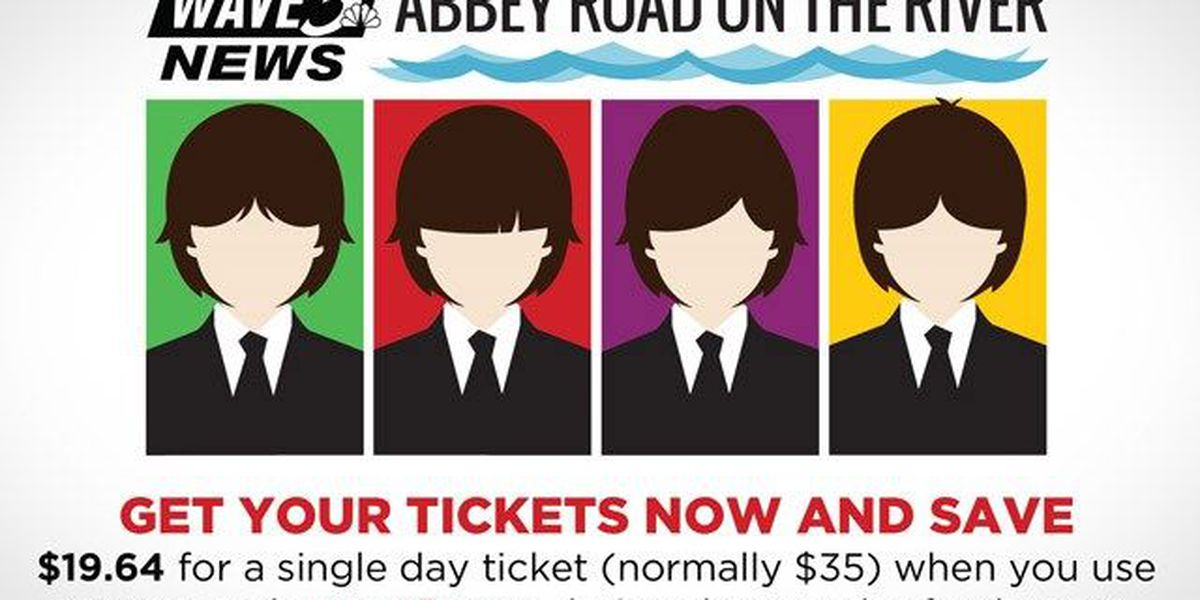 WAVE 3 News named title sponsor for Abbey Road On The River