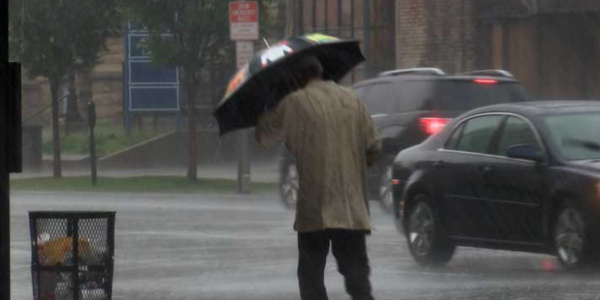 FORECAST: Heaviest of the rain will take place tonight