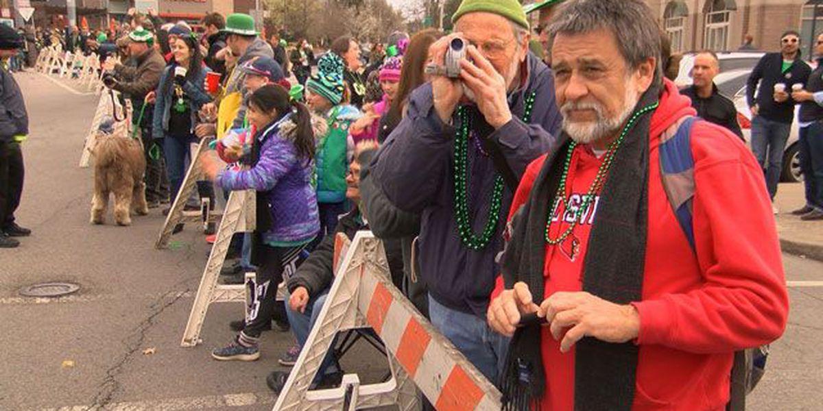 SLIDESHOW: 2017 St. Patrick's Parade