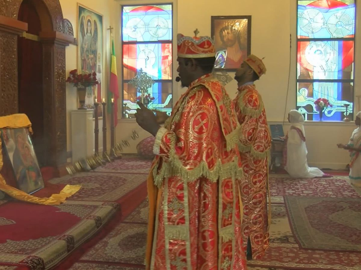 Rare 'holy water' draws thousands to Ethiopian Church in KY