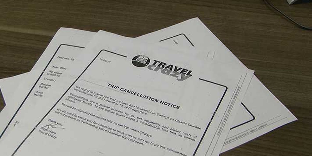 Travel agency preyed on senior citizens, leaving them out thousands of dollars