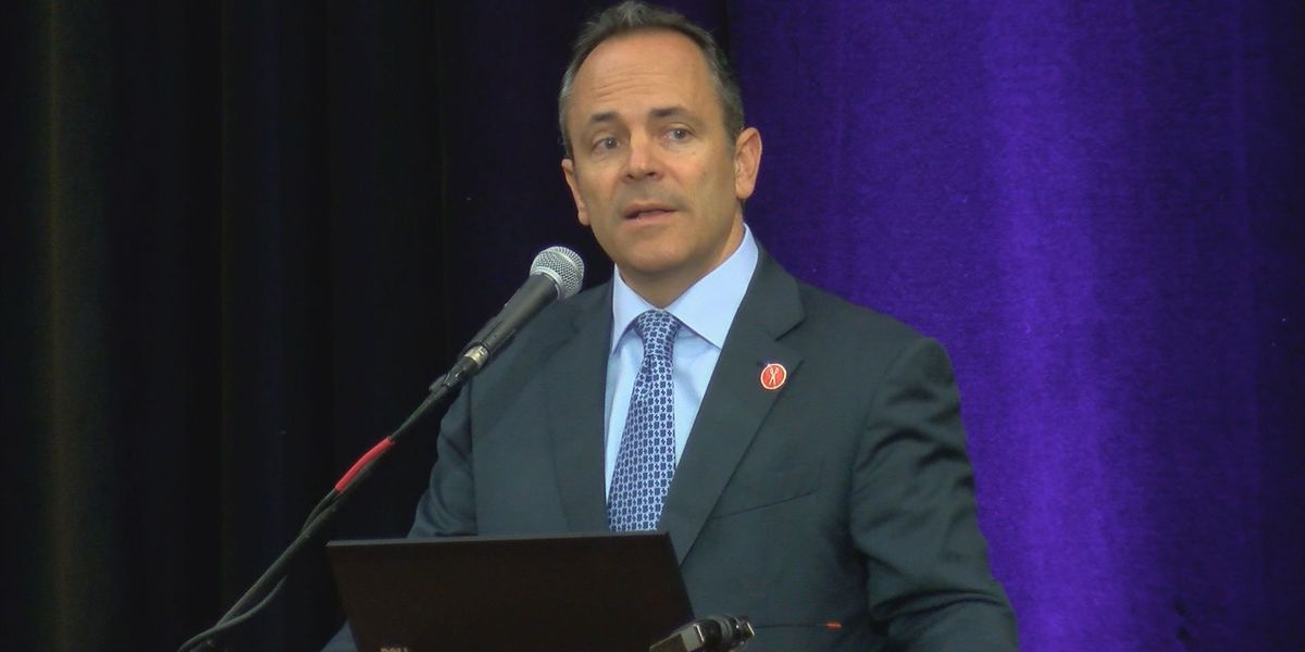 Governor Bevin pushes to remove retirement taxes for veterans