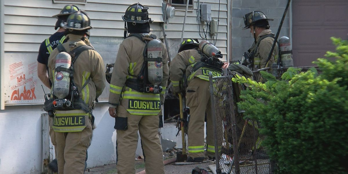 Fire starts in home on Algonquin Parkway