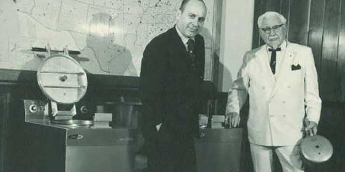 Winston Shelton: Prolific engineer, inventor for GE, KFC dies at age 96