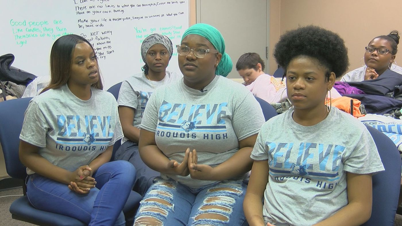 The students want others to know they are capable of helping their community. (Source: WAVE 3 News)