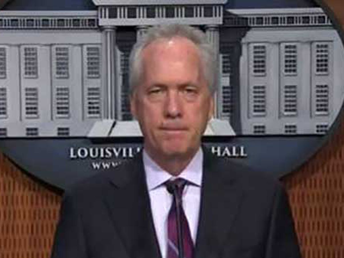 Fischer's proposed $986 million budget includes tripling the amount spent on public safety