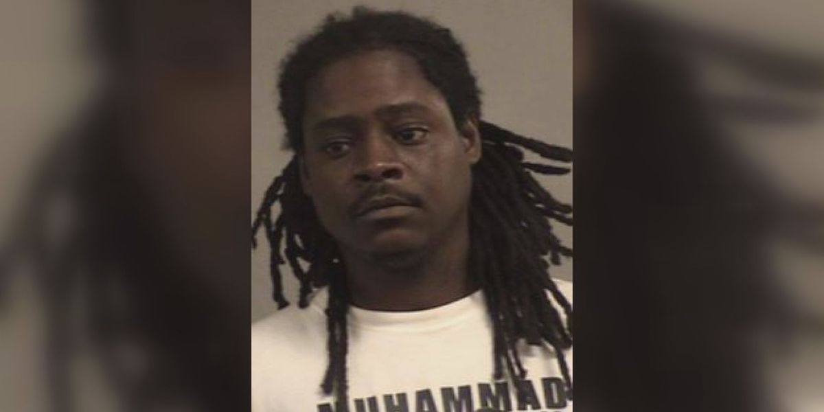 Police: Man held gun to woman's head during robbery, shot another man
