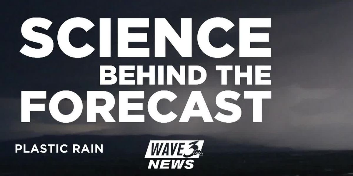 Science Behind the Forecast: Plastic Rain