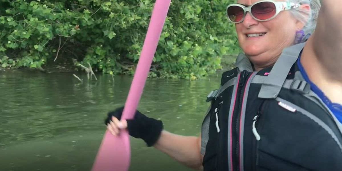 Local breast cancer survivors making their mark on the world