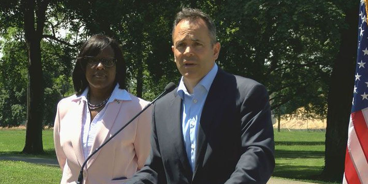 Gov. Bevin details faith-based approach to Louisville violence